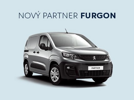 Nový Peugeot Furgon