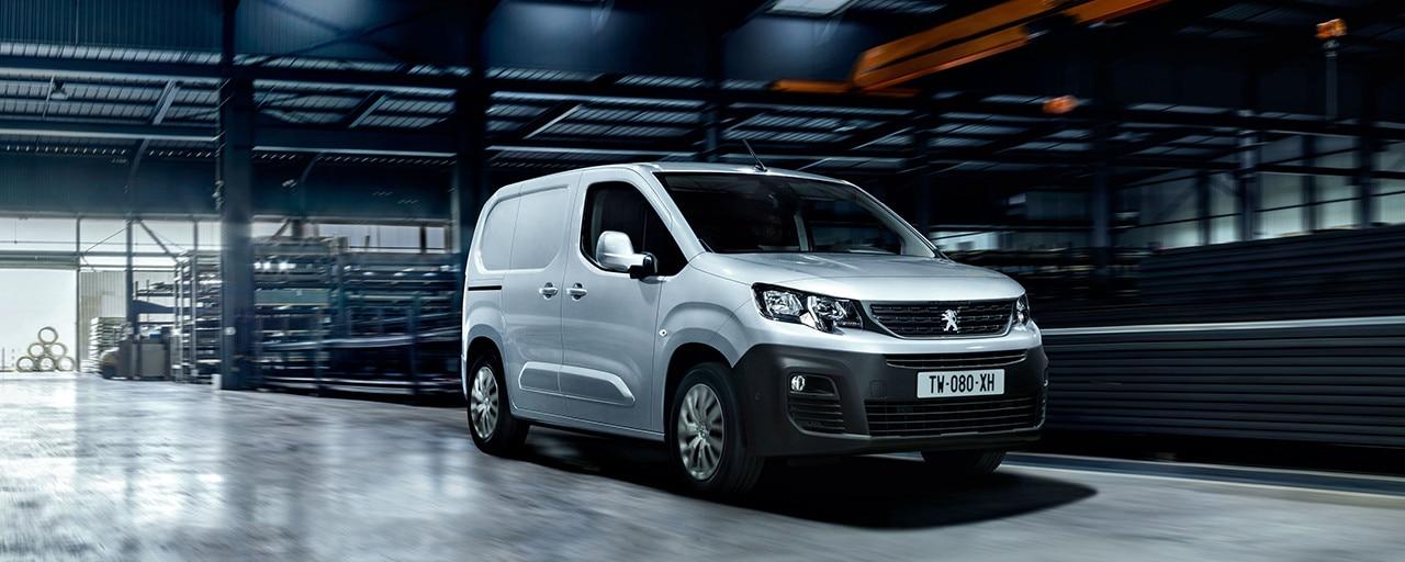 Novy Peugeot Partner
