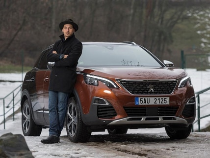 Lukáš Pešek: nový ambasador značky Peugeot v ČR