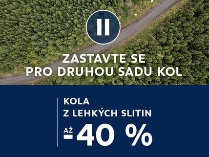 Litá kola 40%