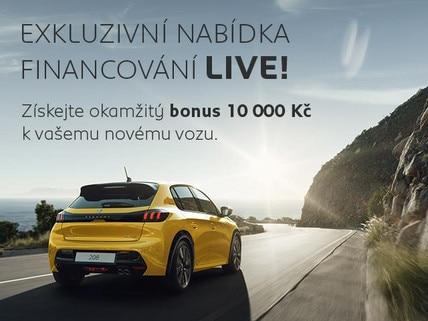 Financovani LIVE