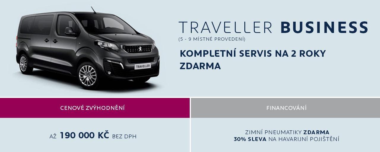 Traveller Business