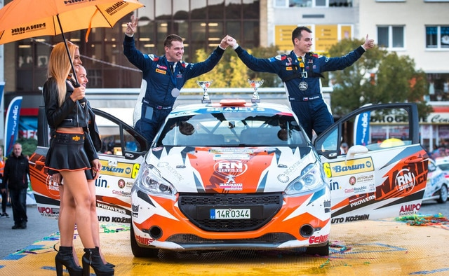 PEUGEOT RALLY CUP CZ 2020