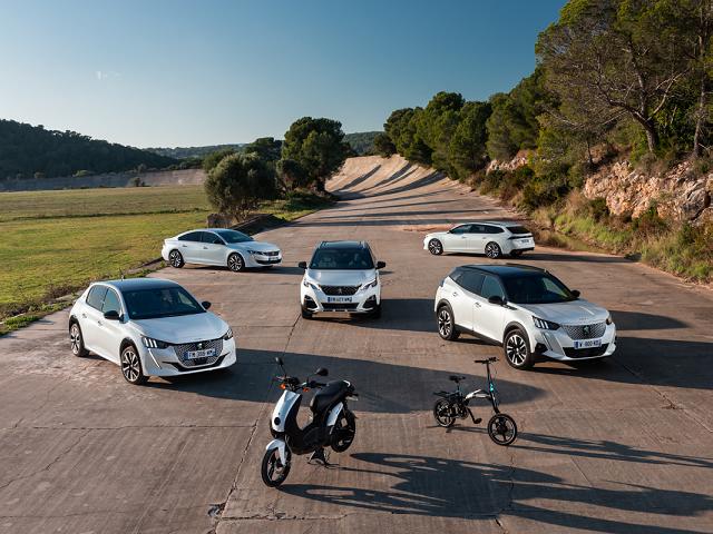 Peugeot Cycles: elektrokola se prodávají on-line